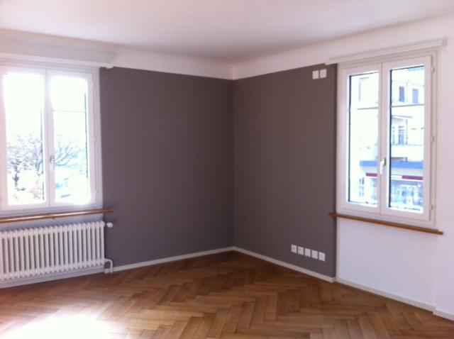 Hausumbau In Wabern, Unterstützung Bei Materialwahl Und Farbkonzept (Bad,  Küche, Wohnzimmer)